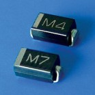 SMD Silicon Rectifiers Diodes M1-M7