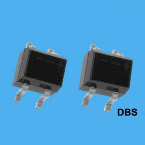 Bridge Rectifier DB101(S)  DB102(S) DB103(S) DB104(S) DB105(S) DB106(S) DB107(S)