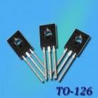 BD135 BD137 BD139 Bipolar Transistors TO-126