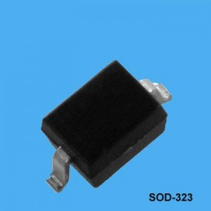 SOD-323 SILICON PLANAR ZENER DIODES MM3Z2V0~MM3Z75