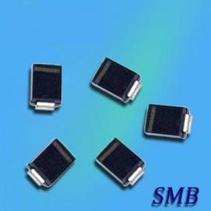 FR2A  FR2B FR2D FR2G FR2J FR2M  Fast Recovery diode SMB